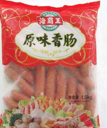 速冻香肠生产中常见质量问题及原因解析