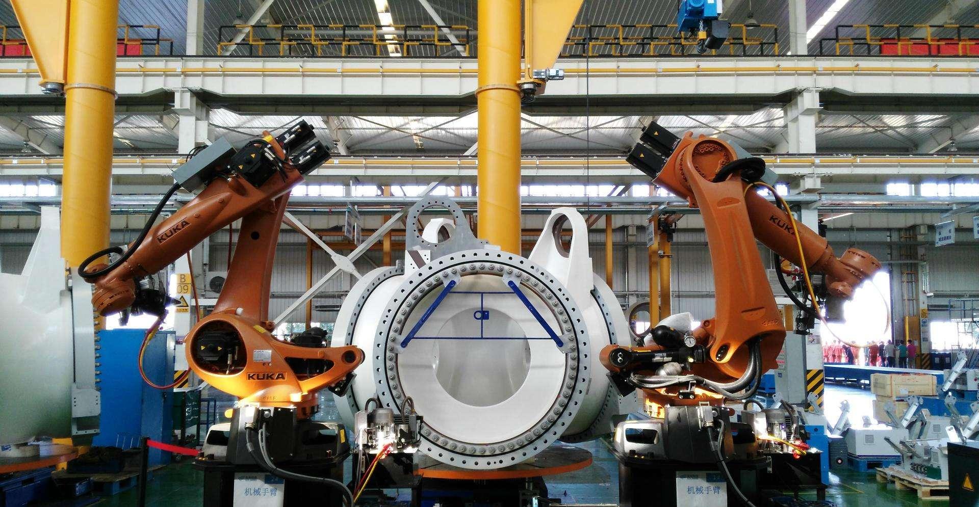 机器人做到精确无误在于位和力的控制