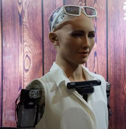 新物种时代到来机器人会不会成为人类公民?
