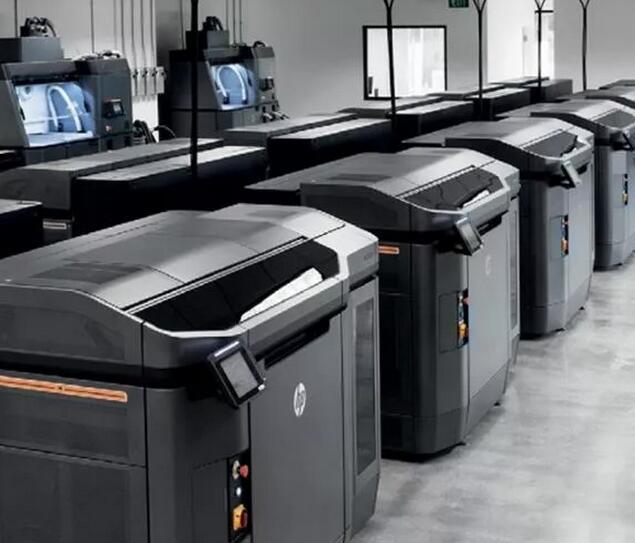 惠普新推高效率3D打印机Jet Fusion 3D 4210