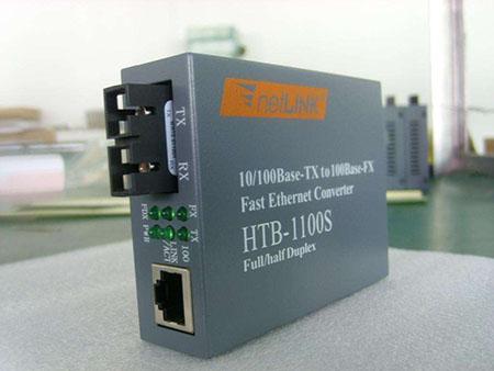 国内光纤收发器的应用情况!