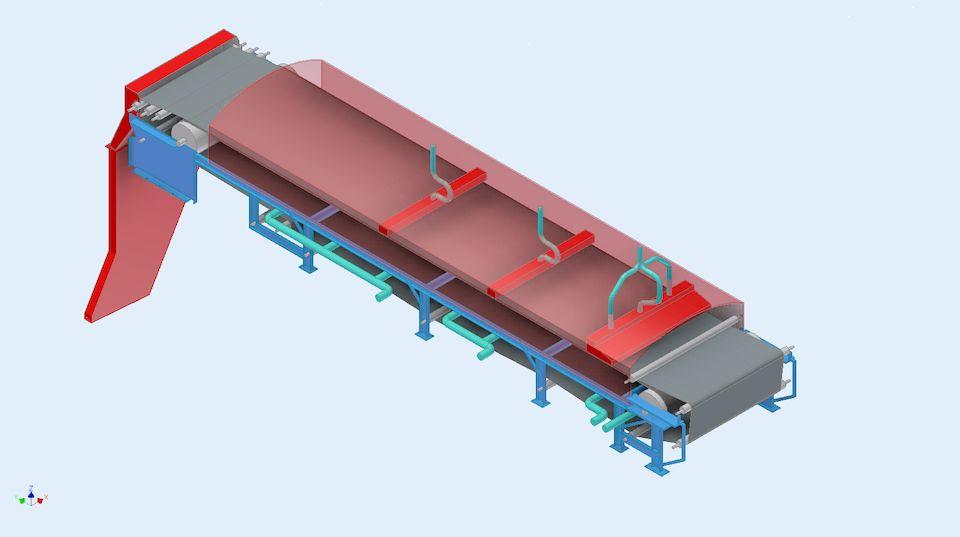 带式过滤机的工作原理及操作方法介绍