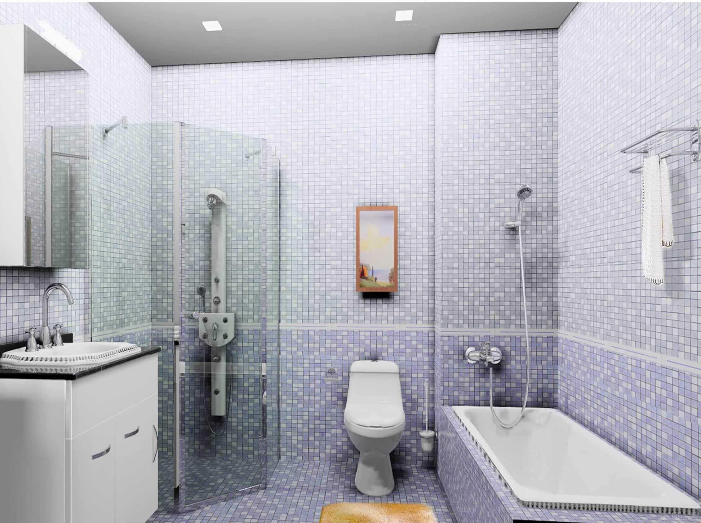 所以装修好浴室装修中的重点,下面贤集网小编就简单地为您介.