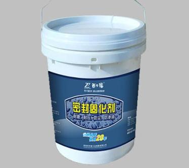 密封硬化剂的简介、作用原理及应用范围