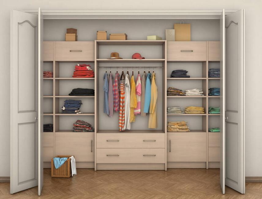 衣柜内部合理设计