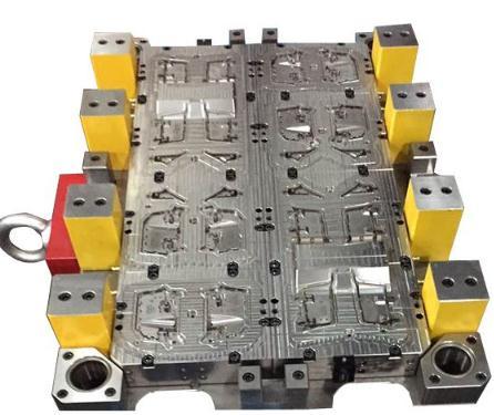 双色模具优点,成型原理,结构形式,技术与包胶模具的区别