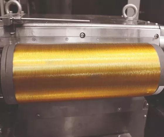 新熔融纺丝工艺大幅降低量产碳纤维的生产成本
