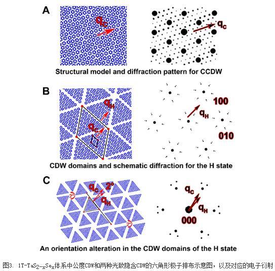 二维cdw材料的量子隐含态及超快结构动力学研究进展