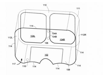 """微软新专利:VR引入了""""混合现实""""的概念"""