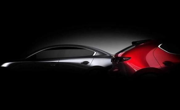 新一代马自达3将于洛杉矶车展首发亮相