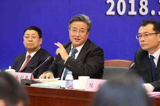 中核集团董事长余剑锋:中核集团拥有同时建造40余台核电机组的能力