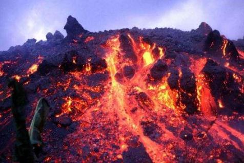全球首个自动化的火山早期预警系统