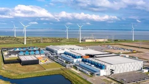 谷歌计划在丹麦建立只使用可再生能源的数据中心