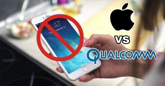 iPhone中国禁售,可能导致其苹果被迫与高通和解