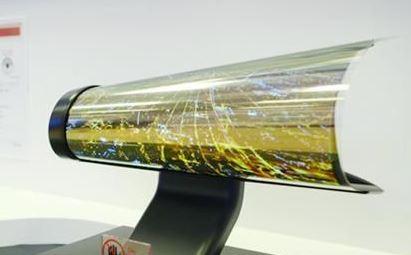 LG明年推出屏幕可收卷电视