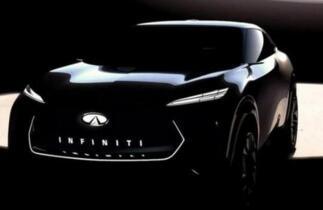 英菲尼迪纯电动SUV概念车将于明年1月底特律车展正式亮相