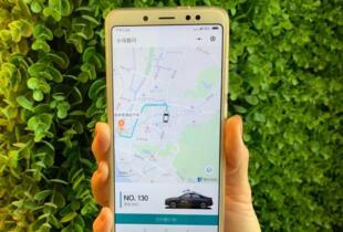 小马智行推出的自动驾驶汽车打车app已在南沙进行试点应用