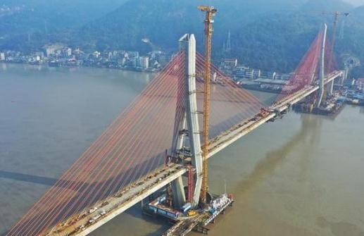 温州瓯江特大桥完成合龙,通车时间待定