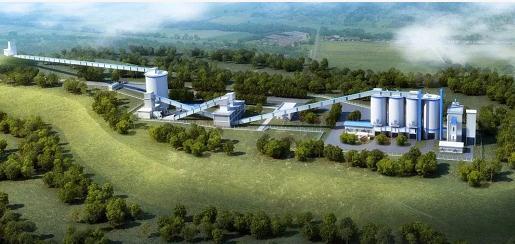 高村铁矿450万吨围岩综合利用项目正式开工