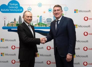 微软和沃达丰将合作开发一款基于人工智能的数字助理