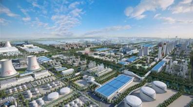 """鲁北高新区打造化工绿色""""硅谷"""",推动石化产业转型"""