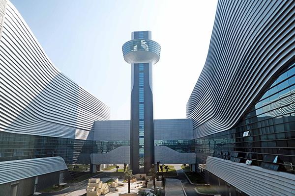 上海老港再生能源利用中心二期正式启用,全球最大的垃圾焚烧厂!