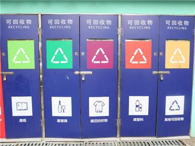 上海利用高科技手段解决垃圾分类系列问题