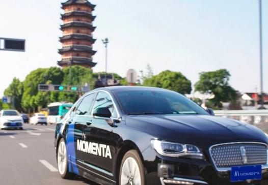 Momenta公布自主泊车方案Mpilot Parking,能自动规划行车路线