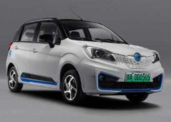 海马新能源推出第三代爱尚车型———爱尚360