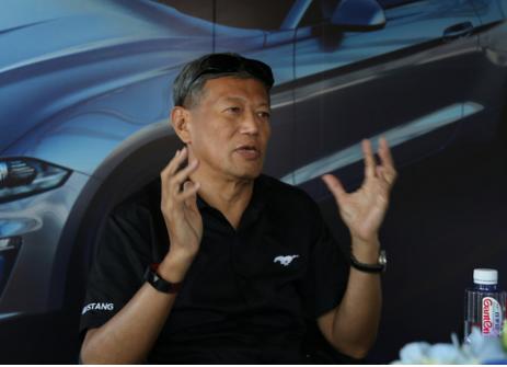 福特刘曰海:未来3在华建立新能源汽车研发中心,并推出超过10款电动车型