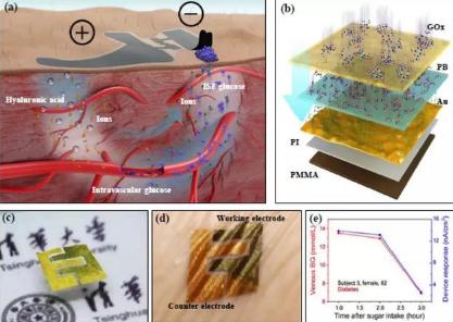 清华大学冯雪教授课题组:系统阐述柔性混合电子及其在数字医疗领域应用