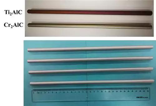 中科院宁波材料所制备出纯度达90wt.%的211系Ti2AlC涂层