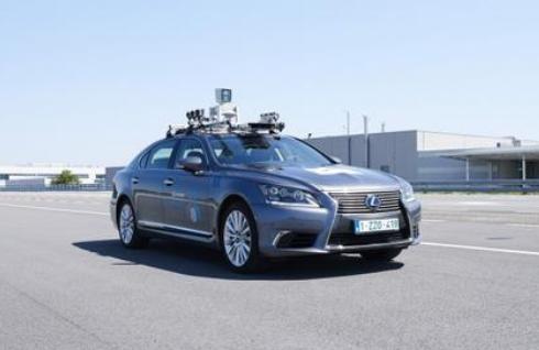 丰田将在欧洲的公共道路上测试其自动驾驶汽车