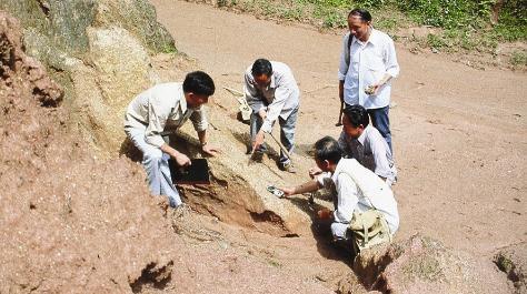 探寻赣南稀土矿的前世今生