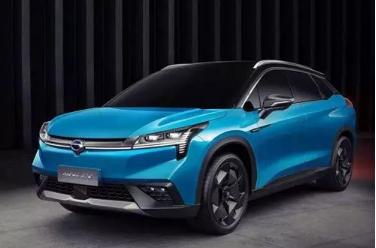 广汽新能源新车Aion LX曝光 续航秒杀市面所有车型