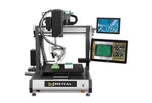 Metcal焊接机器人登陆NEPCON亚洲展