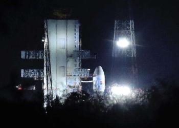 """ISRO因发射系统出现技术故障紧急叫停""""月球2号""""发射任务"""