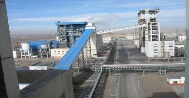 宁夏宁东能源化工基地大力发展现代煤化工产业