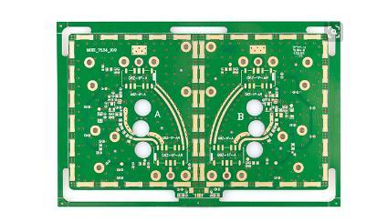 多层铁氟龙线路板制作技术方案(实例)