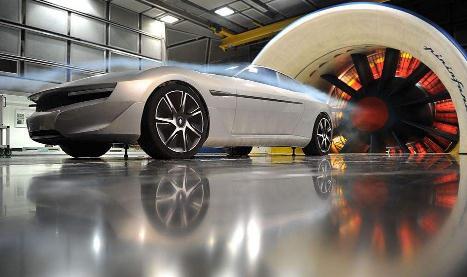 汽车风洞实验室的用途有哪些?汽车风洞测试是什么