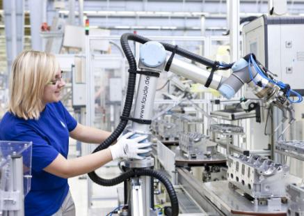 工业机器市场快速增长 人机智造成重要趋势