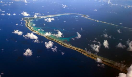 太平洋中部马绍尔群岛是地球上核辐射水平最高的地方,确是人为!
