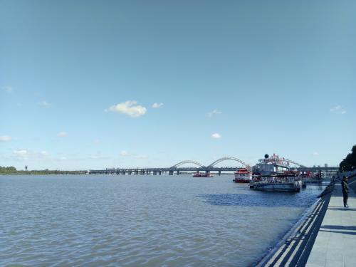 水利部:黑龙江中游干流已超警8天 松花江下游干流水位持续上涨