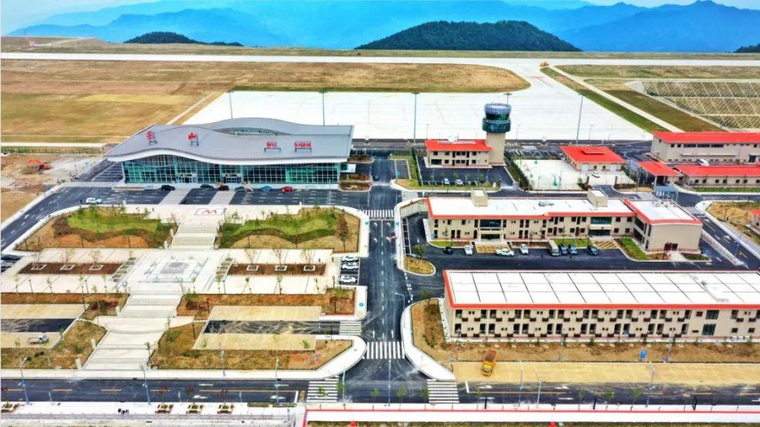 重庆巫山机场正式通过行业验收具备运行条件,有望8月中旬通航