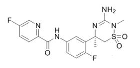 默沙东BACE1抑制剂Verubecestat公斤级合成工艺再开发