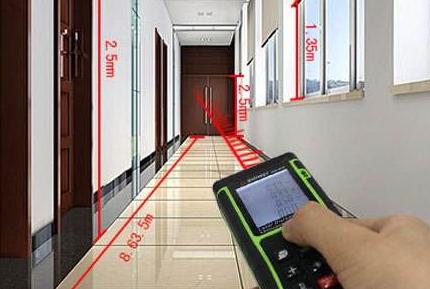 激光测距仪使用方法、原理、特点、适用范围
