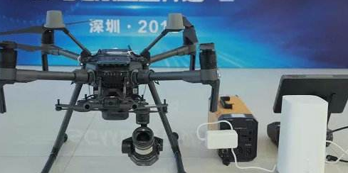 广东电信5G-SA组网下无人机5G首飞成功