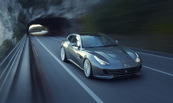 法拉利将扩大GT跑车销量 新增SUV品牌车型