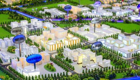 北京怀柔科学城最新消息:子午工程二期的科学装置正式开工建设