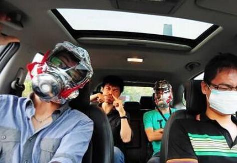 如何去除车内异味,车内异味的来源、危害